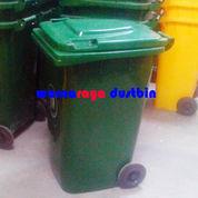 Tempat Sampah Plastik Roda 240 Liter Murah (23091187) di Kab. Bekasi