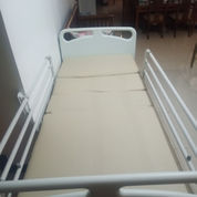 Tempat Tidur Rumah Sakit Baru Dipake 23 Hari Karena Sudah Bisa Jalan