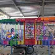 Pabrik Odong Mainan Mandi Bola Odong2 Gerobak (23092803) di Kota Jakarta Pusat