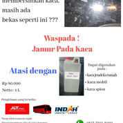 Penghilang Jamur Kaca Mobil (23094183) di Kota Medan