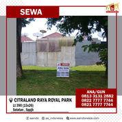 Tanah Di Citraland Royal Park (23094903) di Kota Surabaya
