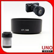 Lens Hood ET-54B For Canon EF-M 55-200mm F4.5-6.3 IS STM (EOS M)