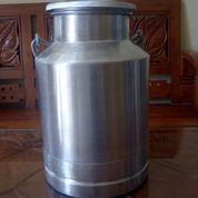 Milkcan Alumunium 15 LT (23111587) di Kab. Malang