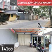 Gudang Kav. DPR, Cipondoh, Tangerang, 7,5x27m, 2 Lt, SHM (23115183) di Kota Tangerang