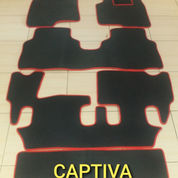 Karpet Chevrolet Captiva
