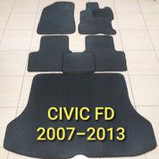Karpet Civic FD
