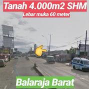 Tanah Balaraja 4.000m2 Dekat Toyota Auto 2000 Kab Tangerang Banten (23120643) di Kab. Tangerang