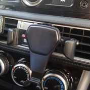 Holder HP Mobil Di Lubang AC