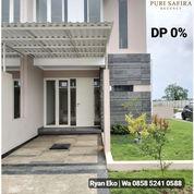 Puri Safira 2 Lantai Type Pojok DP 0% Free KPR (23126479) di Kota Surabaya