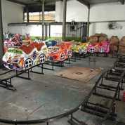 Usaha Mainan Odong Mc Mini Coaster AR (23126831) di Kab. Ketapang