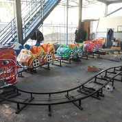 Kereta Mini Coaster Mainan Usaha Pasar Malam (23126891) di Kota Banjarmasin