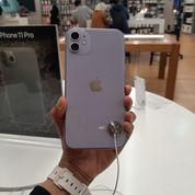 IPhone 11 (Resmi IBox) Cicil Tanpa CC (23130603) di Kota Jakarta Barat