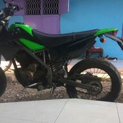Motor Kawasaki KLX 2015 (23133499) di Kota Bandar Lampung