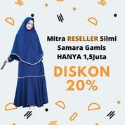 Peluang Usaha Agen Dan Reseller Busana Muslim Silmi Fashion
