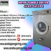 Mesin Pengering Pakaian / Tumble Dryer Kapasitas 45 Kg Sistem Putar (23138847) di Kab. Sidoarjo