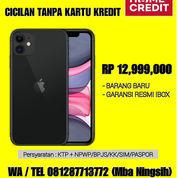 Iphone 11 (Garansi IBox) Cicil Proses 7 Menit Tanpa CC (23141963) di Kota Jakarta Barat