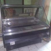 MINIMARKET REFRIGERATION CABINET/SERVE OPEN COUNTER CHILLER (BEKAS BERGARANSI) (23145647) di Kota Jakarta Timur
