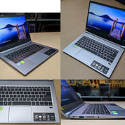Laptop Acer Design Slim Swift-3 A314 Core I7 Coffee Lake RAM 8GB Nvidia MX150