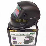 Kedok Topeng Las Otomatis Welding Helmet Mollar