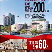 Kios Senen Jaya 1 & 2 (23150067) di Kota Jakarta Pusat