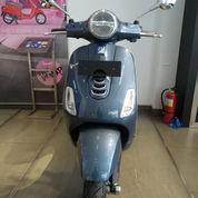 New Vespa Lx 125 I Get (Blue Avio) (23150915) di Kota Depok