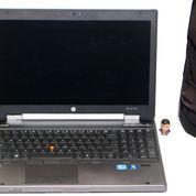 Laptop Editing Workstation 8560W Core I7 QM ( RAM 8GB + SSD 240GB )