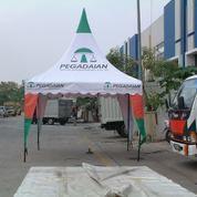 Produksi Tenda Krucut Promosi