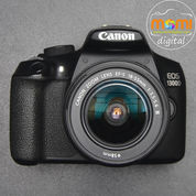 Second CANON EOS 1300D KIT (Code #4078M)