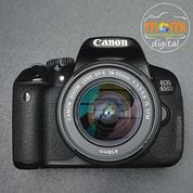 Second CANON 650D KIT (Code #6814)