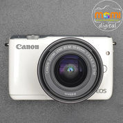 Second CANON EOS M10 WHITE (Code #2861)