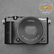 Second NIKON 1 J5 KIT BLACK (Code #3971)
