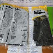 Hand Glove Chemical Super Rubberex,Sarung Tangan Kimia Neoprene
