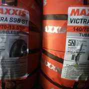 Ban Motor Nmax Merk Maxxis Victra S98 Satu Set
