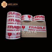 """Lakban Fragile Daimaru / Isolasi Pecah Belah 2"""" X 100m (23164291) di Kota Semarang"""