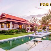 Villa 5 Bedrooms Full Furnished View Pantai Di Uluwatu Bali (23176247) di Kab. Badung