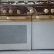 Kompor Gas Oven Tecnogas