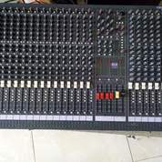 Mixer Soundcraft Spiritf Lx7 .24