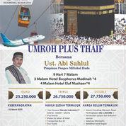 Terbukti 99%, Umroh Plus Thaif Kalideres Jakarta (23184255) di Kota Jakarta Barat