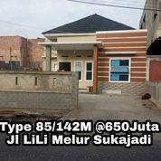 Hanya 650Juta,Melur Sukajadi Pekanbaru (23189363) di Kota Pekanbaru