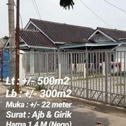Rumah Besar Dan 4 Kontrakan Desa Sukamulya Kec Cikupa Kab Tangerang (23190635) di Kab. Tangerang