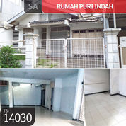 Rumah Puri Indah, Jakarta Barat, 200 M, 1 Lt, SHM (23201275) di Kota Jakarta Barat