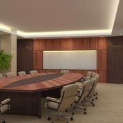Meeting Table, Meja Resepsionis & Backdrop Minimalis Untuk Kantor (23202815) di Kab. Banyumas
