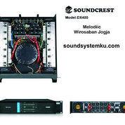 Power Ampli Soundcrest DX (23202843) di Kota Yogyakarta