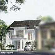 Rumah Classis Modern Kedaton Mansion BSB City Mijen Semarang