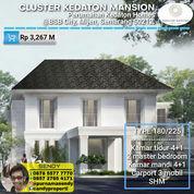 Rumah Mewah Dekat Kampus UNIKA II BSB City Mijen Semarang