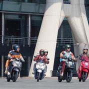 Motor Honda Genio DP Murah