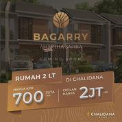 Cluster Amartha Bagarry Mulai 700 Juta An 2 Lantai Free Biaya (23212747) di Kab. Sidoarjo