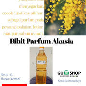 Bibit Parfum Bunga Akasia