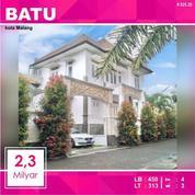 Villa Furnished Luas 313 Di Belakang Jatim Park 3 Kota Batu Malang _ 025.20 (23215487) di Kota Malang