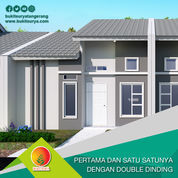 Rumah Subsidi Konsep Minimalis @Bukit Surya Balaraja Double Dinding